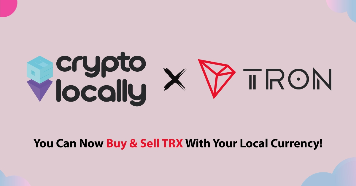 trade tron cryptocurrency