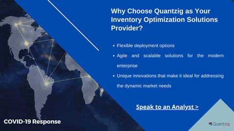Why Choose Quantzig as Your Inventory Optimization Solutions Provider?