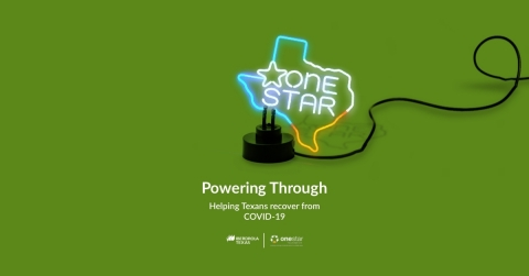 New Texas energy provider Iberdrola Texas is donating $100 to the OneStar Foundation for every new sign up to support the state's economic recovery. (Photo: Business Wire)