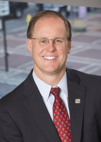 Scott Hassell, vice president and director of Environmental Sustainability, Fifth Third Bank (Photo: Business Wire)
