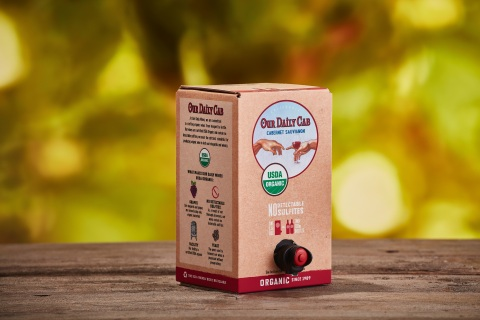 Fresher Longer: Our Daily Cabernet Sauvignon Now Available in Eco-Friendly 1.5-Liter Box (Photo: Business Wire)