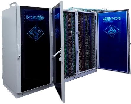 RSC Tornado supercomputer at JSCC RAS (Photo: Business Wire)