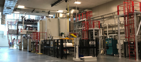 NWI is dedicating its spunbond nonwoven making facility to produce specially designed fabrics that will be made into face masks. (Photo: Business Wire)