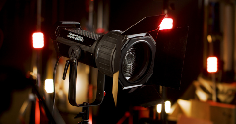 Aputure LS 300X LED Light (Photo: Business Wire)