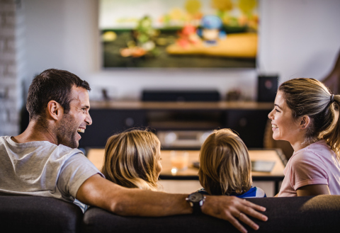 SES Delivers Over 8,300 TV Channels to 367 Million Homes Worldwide (Photo: Business Wire)