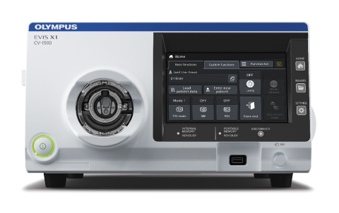 EVIS X1 CV-1500 front (Photo: Business Wire)
