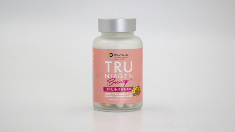 New Tru Niagen® Beauty cellular nutrient launches in Watsons Hong Kong (Photo: Business Wire)