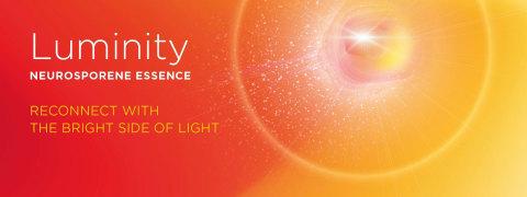 Luminity®, nouvel actif cosmétique de Deinove (Graphic: Deinove)