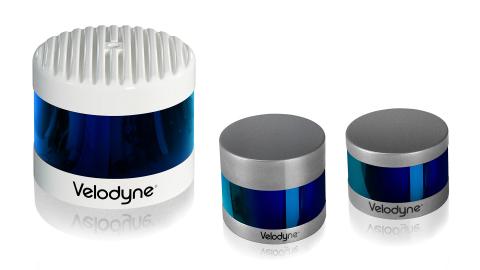 Velodyne's smart, powerful lidar sensors automate a wide variety of innovative solutions. (Photo: Velodyne Lidar)