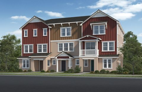 KB Home announces that Citrus Grove is now open for sales, its latest new townhome community in the highly desirable town of Fillmore, priced from the $420,000s (Photo: Business Wire)