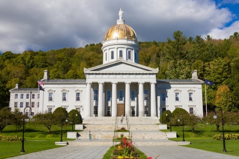 Vermont State House (Photo: Business Wire)