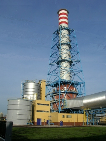 FGD systems for Kozienice Power Plant (Poland) (Photo: Business Wire)