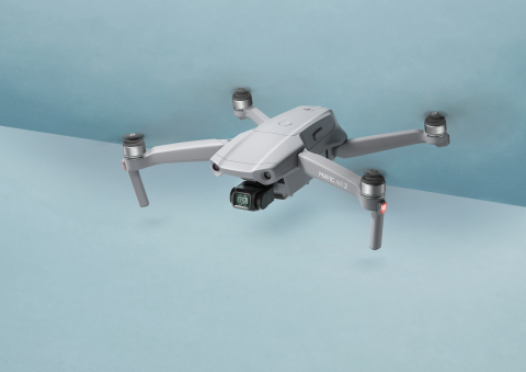 DJI Mavic Air 2 Drone (Photo: Business Wire)