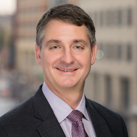 Shawn D. Roman is Managing Director and Client Account Lead for the U.S. Department of Veterans Affairs (Photo: Business Wire)