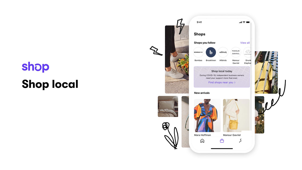 Shopify, the commerce platform powering more than 1 million businesses introduces its consumer app, Shop