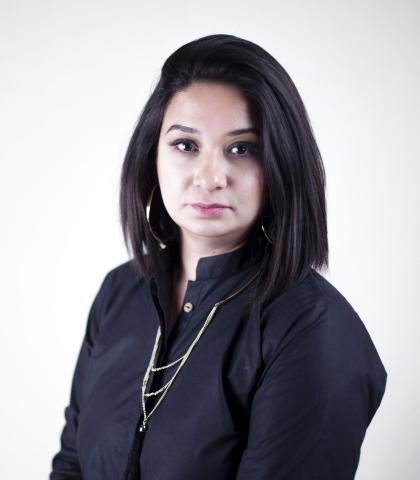 Mahe Zehra Husain, Chief Data Scientist, Ballogy (Photo: Business Wire)