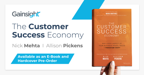 """The Customer Success Economy"" (Graphic: Business Wire)"