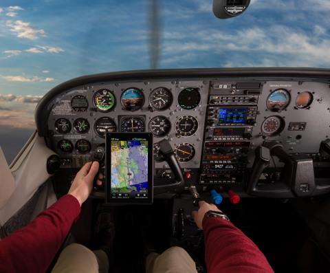 aera 760 aviation portable.(Photo: Business Wire)