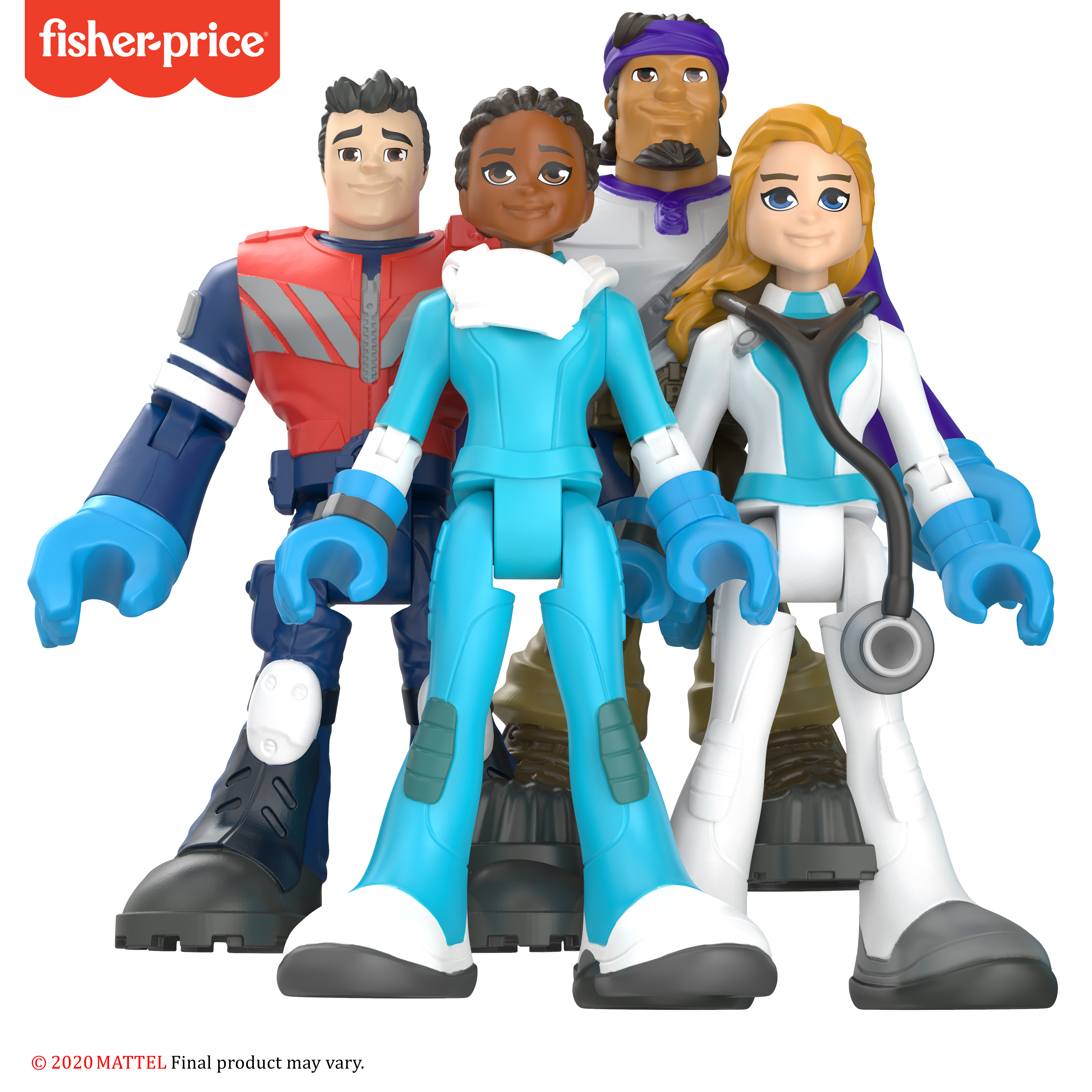 Mattel Unveils Special Edition Thankyouheroes Collection From Fisher Price To Honor Today S Heroes Business Wire
