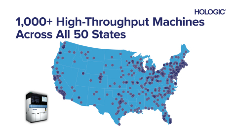 Panther® system insalled map (Photo: Business Wire)