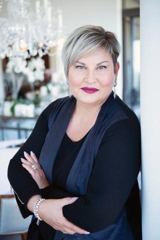Lynda Rose, Mary Kay Cosmetics Ltd. General Manager and board member of the Mary Kay Ash Charitable Foundation (Photo: Mary Kay Inc.)