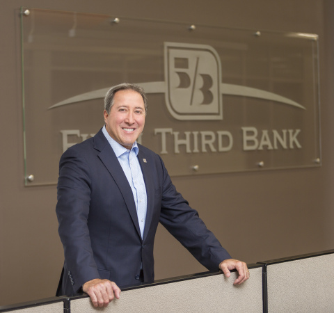 Greg Carmichael, Fifth Third's chairman, president and CEO (Photo: Business Wire)