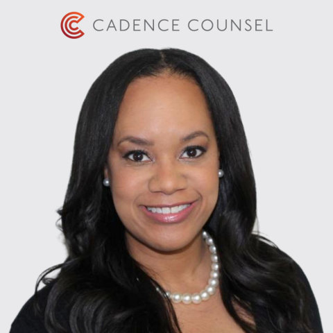 Monique Burt Williams, new CEO of Cadence Counsel. (Photo: Business Wire)