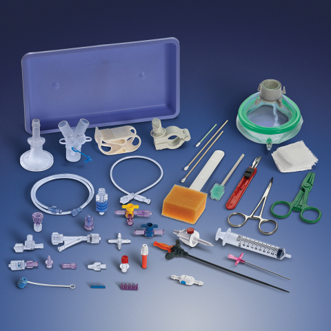 Qosina is a one-stop source for COVID-19 response components. (Photo: Business Wire)