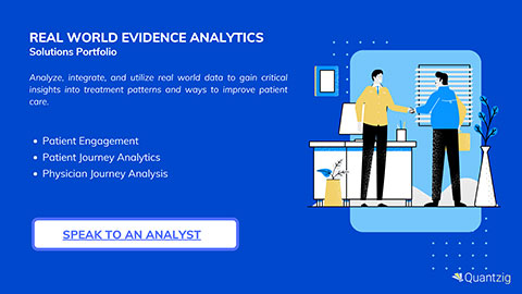 Real World Evidence Analytics: Solutions Portfolio (Graphic: Business Wire)