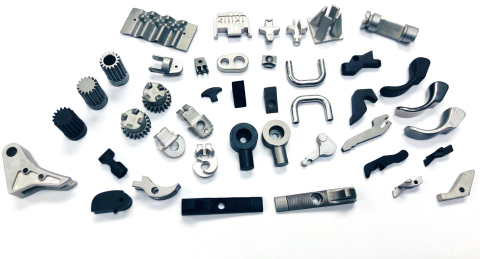 3D printed parts by 3DEO (Photo: Business Wire)
