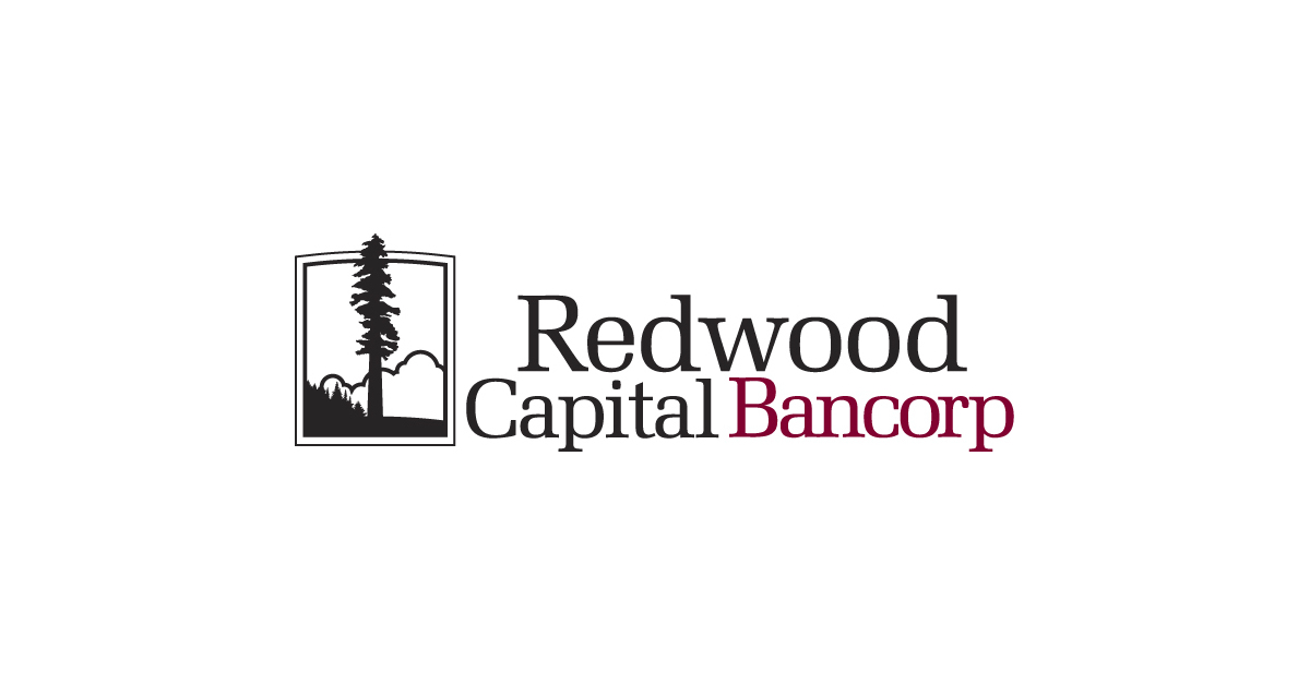 Redwood Capital Bancorp Reports First Quarter Earnings