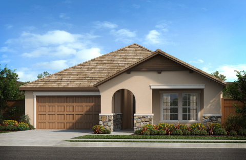 KB Home announces Turnleaf at Patterson Ranch is now open for sales in Patterson, California. (Photo: Business Wire)