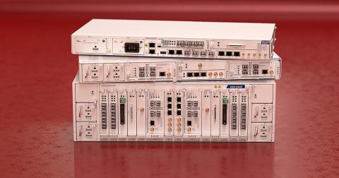 ADVAs aktualisierte Synchronisationslösung bietet Mobilfunkbetreibern einen einfachen Weg zu 5G (Foto: Business Wire)