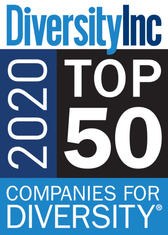 Aramark, a global leader in food, facilities management and uniforms, has been named #23 on DiversityInc's listing of the Top 50 Companies for Diversity, up six spots from 2019.