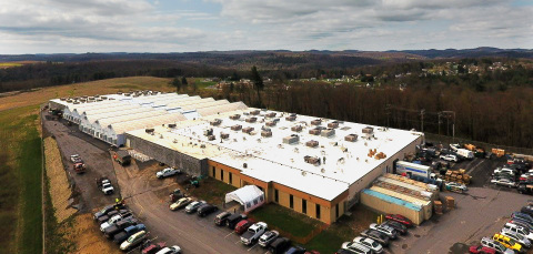 Cresco Labs Brookville, PA Cultivation Facility Completes Expansion of Indoor, Greenhouse and Manufacturing Capabilities (Photo: Business Wire)