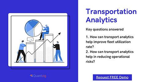 Transportation analytics