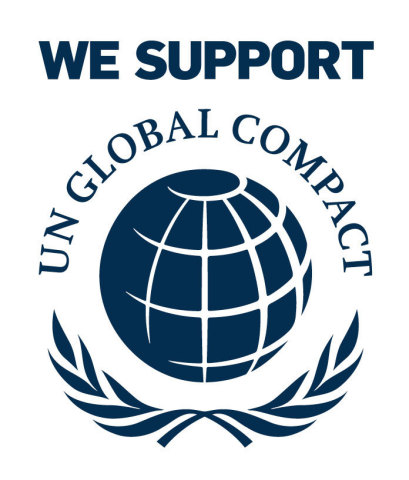Cubic Joins the United Nations Global Compact (Graphic: Business Wire)