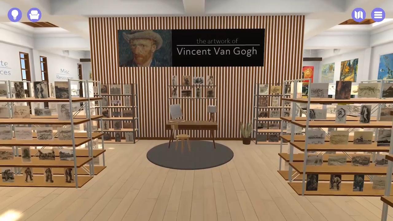 Tour of the Van Gogh Sagan