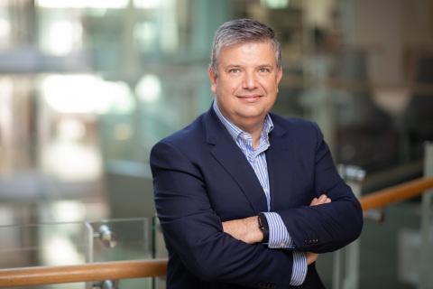 Didier Clavero, CTO of Vodafone Ireland (Photo: Business Wire)