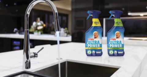 Meister Proper bringt zwei neue Ultra Power Sprays auf den Markt (Foto: Business Wire)