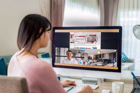 Antalya Homes est parvenue à vendre 12 propriétés grâce à TeleProperty, un système de vente à distance de biens immobiliers. (Photo: Business Wire)