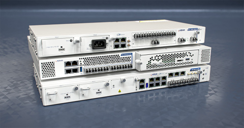 ADVA's Ethernet encryption technology is bringing post-quantum security to VPN networks (Photo: Business Wire)