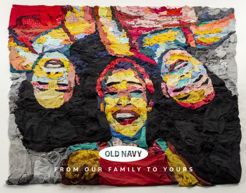 Old Navy Donates Over $30 Million of Clothing to American Families in Need (Photo: Business Wire)