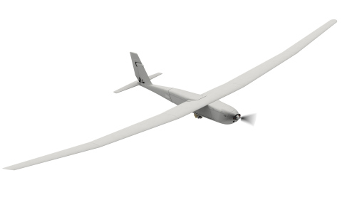 AeroVironment's Puma LE tactical unmanned aircraft system is rapidly deployable and hand launchable with 5.5 hours of flight endurance and interoperable line-replaceable unit (LRU) components that can be shared with other Puma AE aircraft. (Photo: Business Wire)