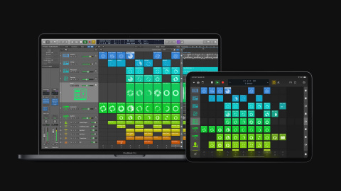 Logic Pro X 10.5 is a major release that adds powerful creative tools for musicians, producers, and beatmakers. (Graphic: Business Wire)