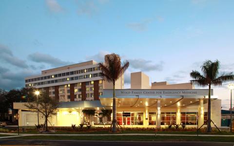 The Boca Raton Regional Hospital (Photo: Business Wire)