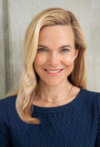 Dr. Patricia Ogilvie, dermatologische Beraterin von Head & Shoulders (Foto: Business Wiree)