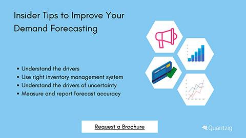 demand forecasting tips
