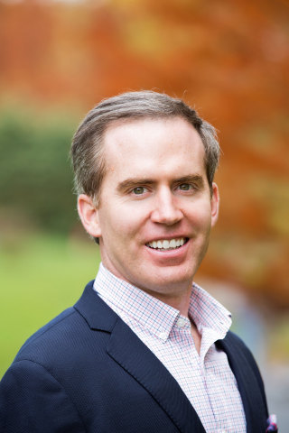 Nate Hurst joins Wells Fargo to oversee corporate responsibility. (Photo: Business Wire)