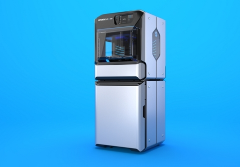 The Stratasys J55 3D Printer (Photo: Business Wire)